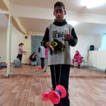 Playground South | Circus Project in Rhodes | Spring 2018